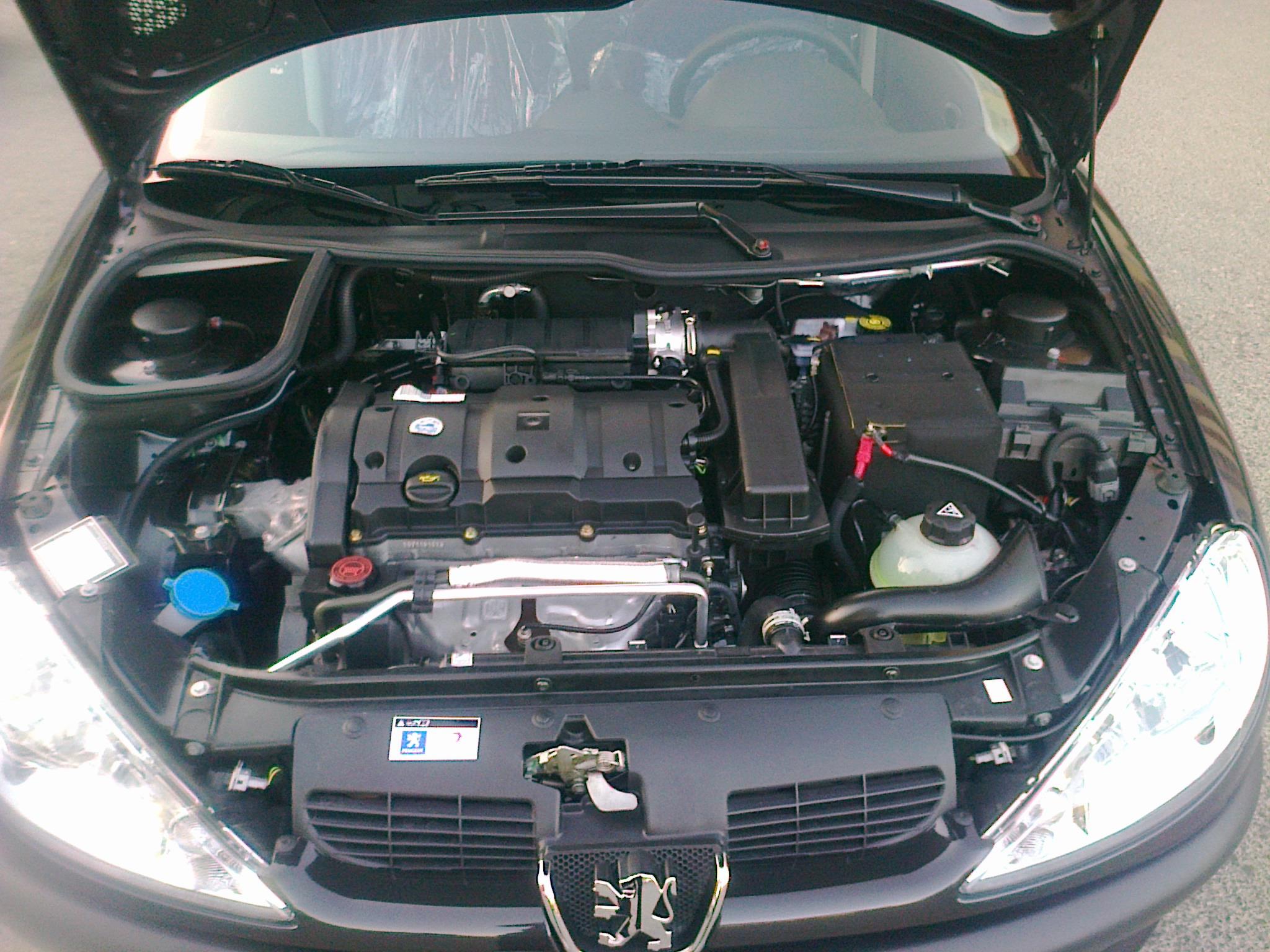 عکس موتور گازی پژو